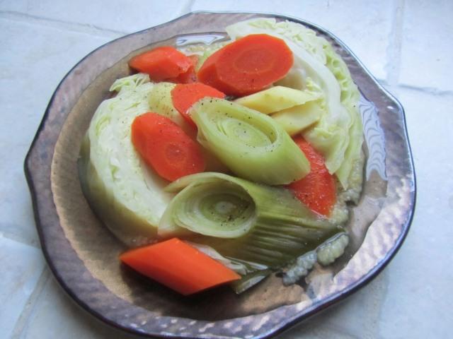 Vegetable Pot-Au-Feu