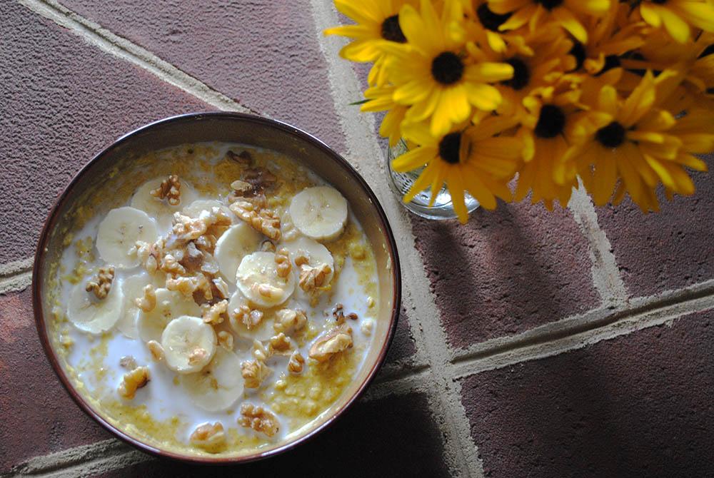 fall oats flowers